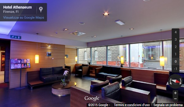 Tour virtuale Hotel su Google Business View
