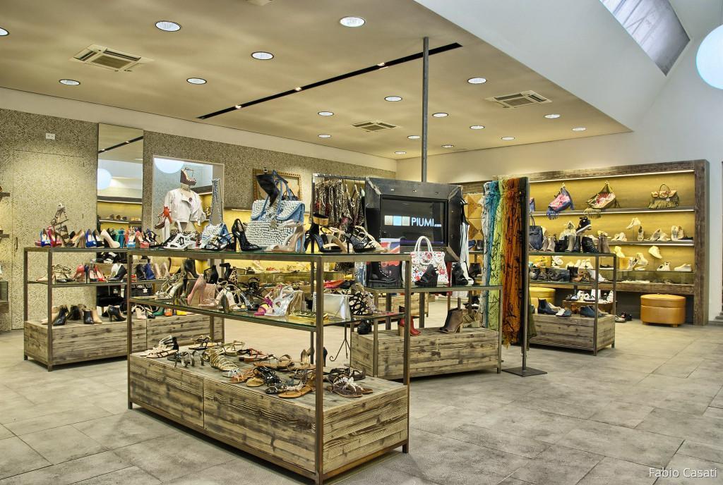Alletimento Negozio di scarpe per e-commerce