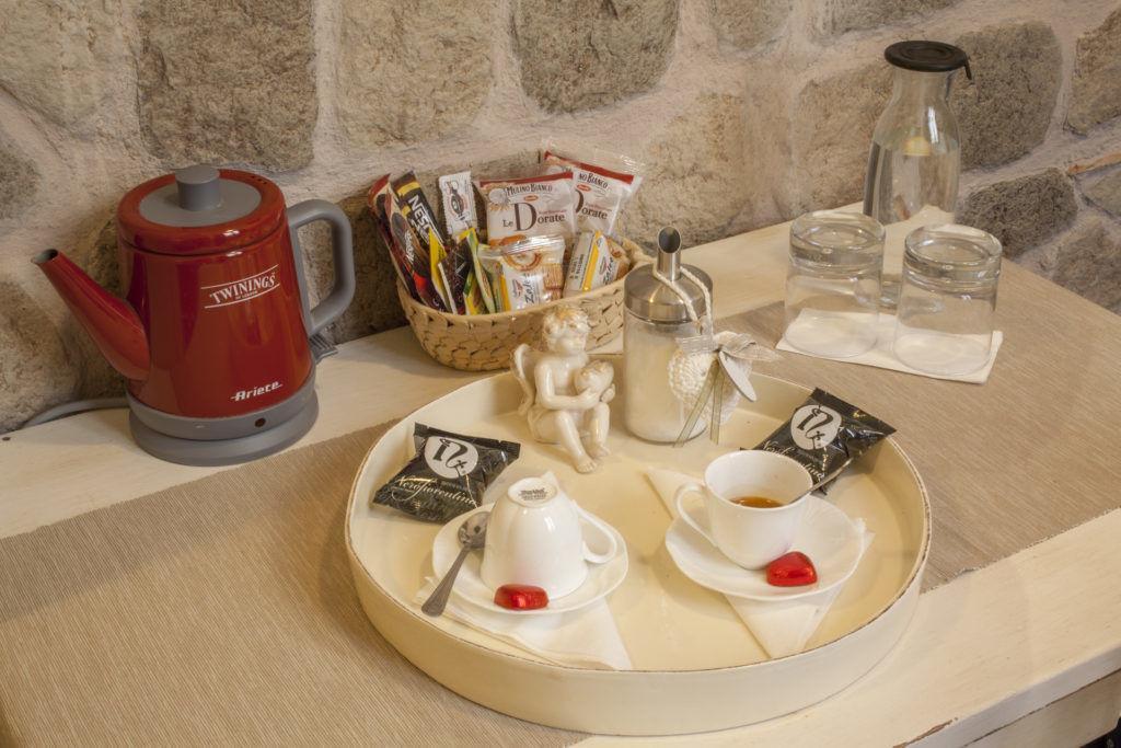 Welcome Coffee dell'Albergo