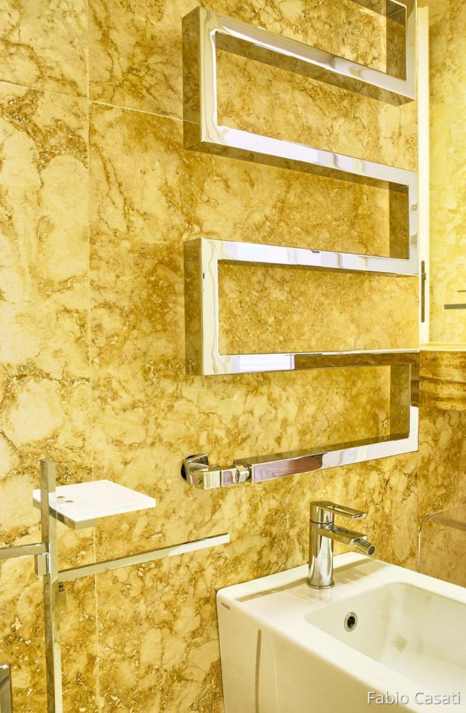 Dettagli Interno bagno Suite