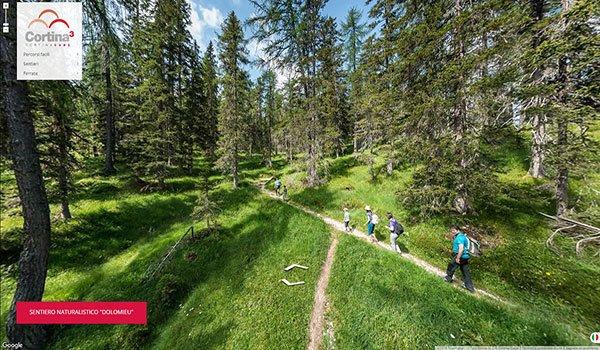 Cortina Sentieri - Promozione Turismo