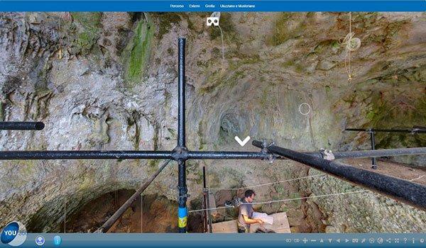 Grotta archeologica del Cavallo - Promozione Turismo