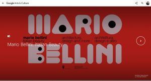 Mario Bellini Mostra Italian Beauty