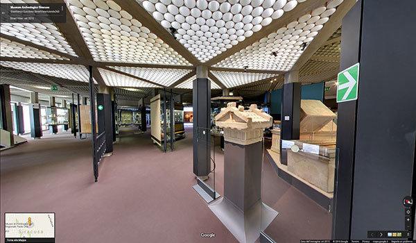 Tour Virtuale Museo Archeologico - Promozione Turismo