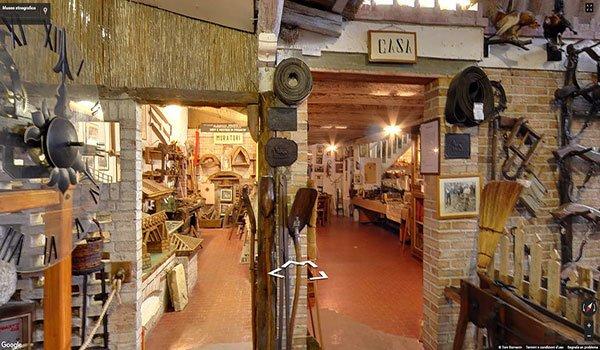 Tour Virtuale Museo Etnografico - Promozione Turismo