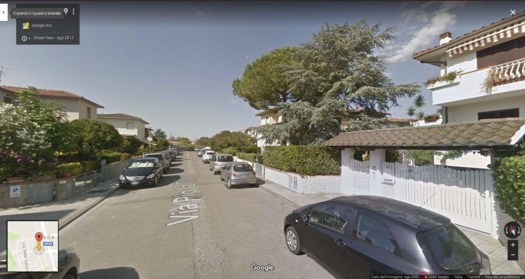Posizione sbagliata su Google Maps