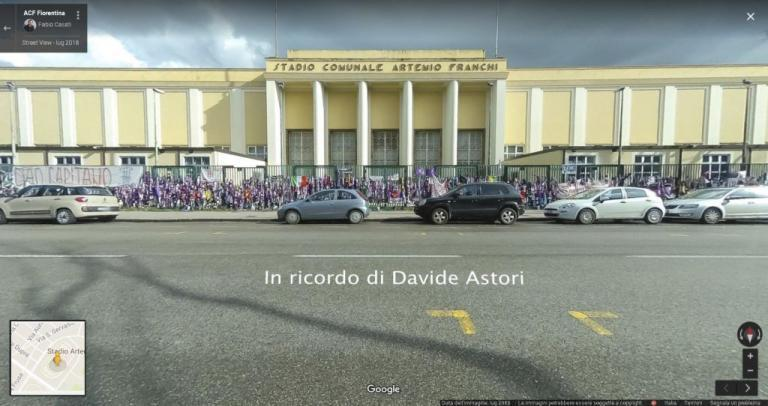 In ricordo di Davide Astori