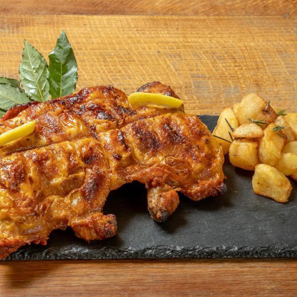 Foto Food. Pollo alla griglia