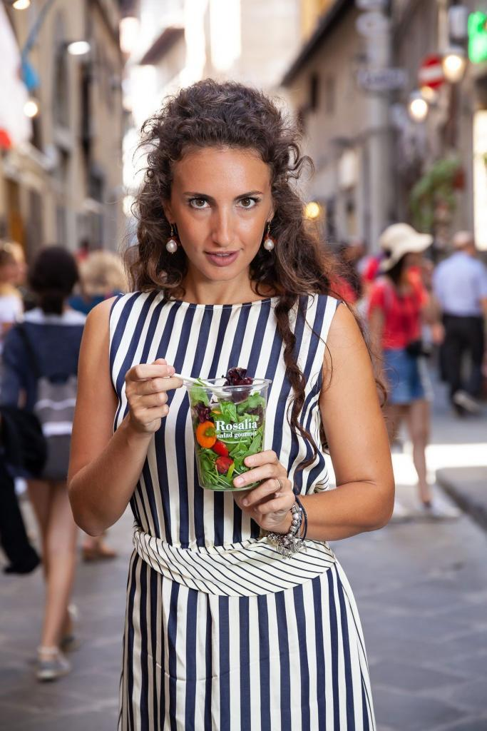 Fashion food blog