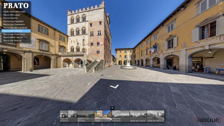 Virtual Tour Prato