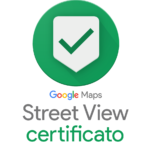 Street View fotografo Certificato