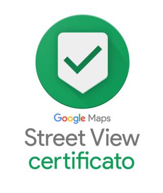 Google Street View - Fotografo Certificato
